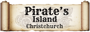 Pirates Island Christchurch